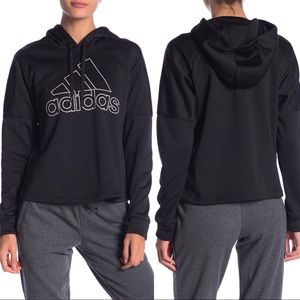adidas Tops - M, L, XL - Adidas Logo Hoodie